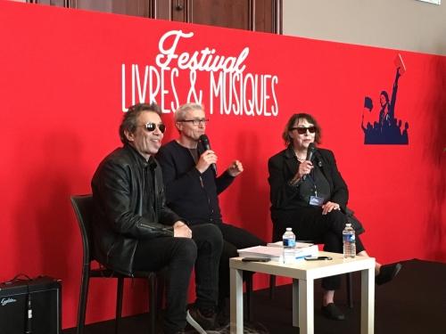 Deauville, festival, punk, Philippe Manoeuvre, Ouest France, Michel Troadec