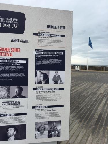 Deauville, festival, livres et musiques