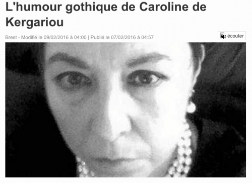 Caroline de Kergariou, radio, prix radio SACD
