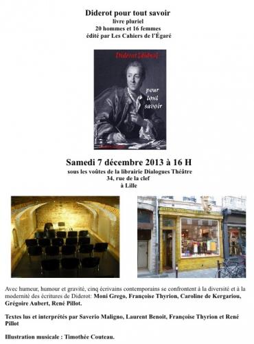 Diderot, religion, femme