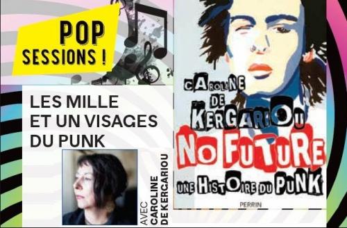 punk, éditions Perrin institut français, pop session, Casabaca, Kergariou