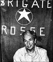 enlèvement, Italie, Brigades rouges, terrorisme, kidnapping, banque, Vatican,Aldo Moro, Gladio, CIA, Stay Behind, OTAN, extrême gauche, extrême droite
