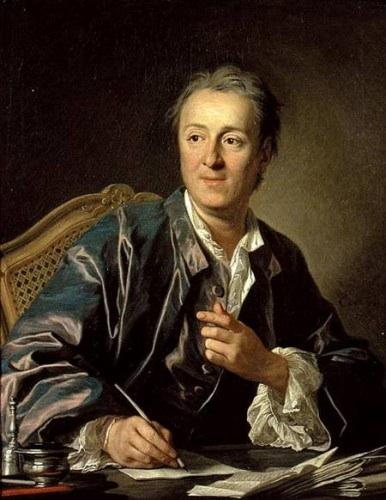 Diderot, lumières, philosophe, encyclopédie, Vincennes